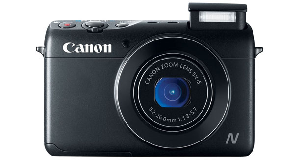 Photo of Canon PowerShot N100: Camera for Social