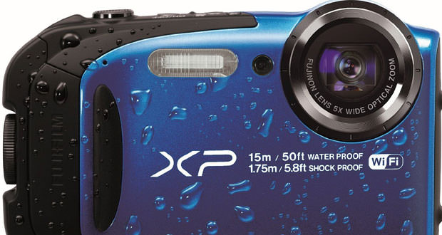 Photo of Fujifilm FinePix XP80 : Waterproof and ready for summer