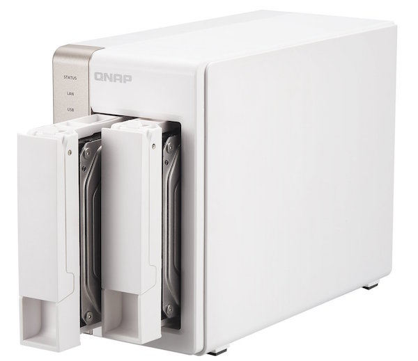 QNAP TS-251 2-Bay Personal Cloud NAS with 4GB Memory