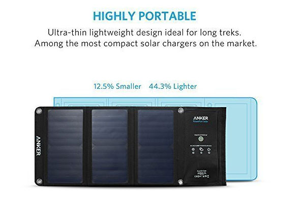 Anker Solar Charger