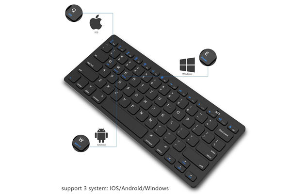 Jelly Comb Bluetooth keyboard
