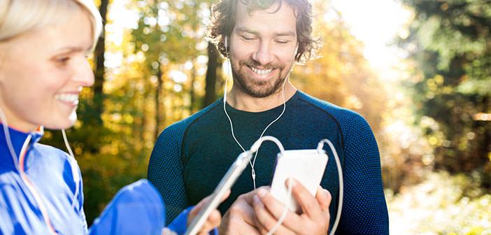 Smartphones for Listening Music