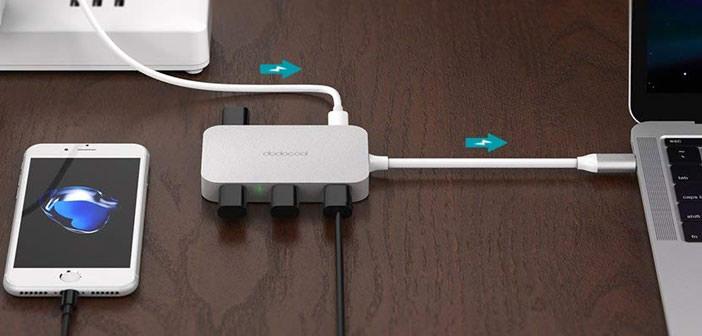USB Type-C HUB Adapter