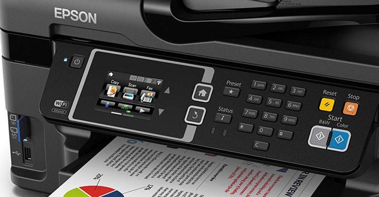 Epson WorkForce WF-3620DWF