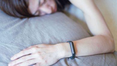 Sleep Monitoring Bracelet