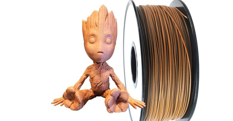 wood filaments