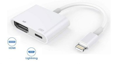 Lightning HDMI Adapter