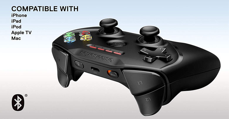 Mobile Gaming Controller for iPhone