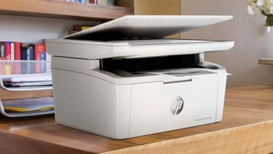 Multifunction Laser Printer