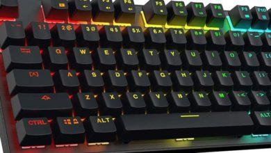 Xbox One Gaming Keyboard